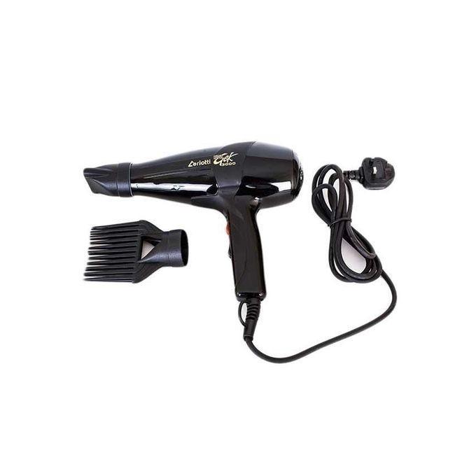Ceriotti GEK-3000 - Blow dryer - Black great