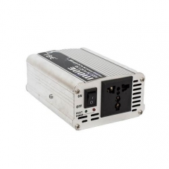 TBE DC/AC Premium Power Inverter - 500W - Silver silver
