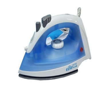 ET-9207 Iron Box Dry - White white