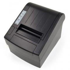 Thermal Receipt Printer (USB, LAN INTERFACE) - Black