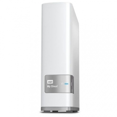 MyCloud 3TB Personal Storage (WDBCTL0030HWT-NESN) white normal