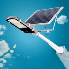 12W LED Solar Street And Garden  Light black 34 2344