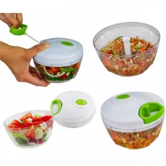 speedy chopper - chops all vegetables super fast green normal
