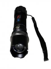 POLICE TORCH BCT-BRIGHT-800M BLACK STANDARD