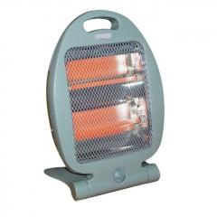 Electric Quartz Room Heater-Grey grey