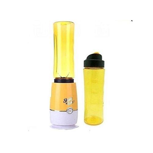 Shake N Take Go-Smoothie Juice Blender - Yellow yellow