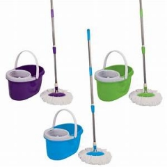 Magic Spin mop- 360 Degrees VARIABLE COLOUR