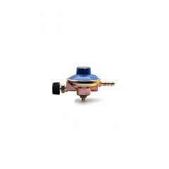 6 KG Gas Regulator-Gold and Blue blue one size
