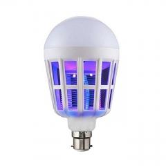 Mosquito Killer Lamp Watt Energy Saving LED Bulb - White white