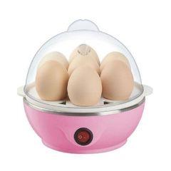 Egg Boiler - Pink purple