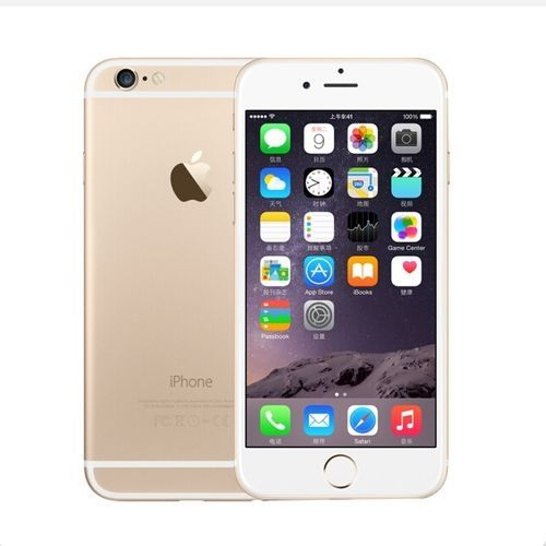 iPhone 6 -16- 8 MP- 4.7 Inch+4G network Smart phone - Gold gold