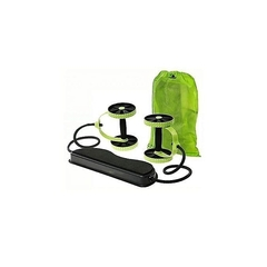 Awesome Revoflex Xtreme Fitness Exercise Trainer - Green & Black green and black medium