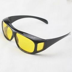 Car Night Vision Glasses Night Driving glasses UV400 HD black good great