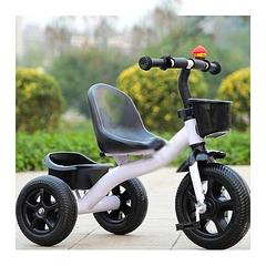3 Wheel Kids Ride On Tricycle Bike Children Toddler Trike Pink Blue Purple White white normal