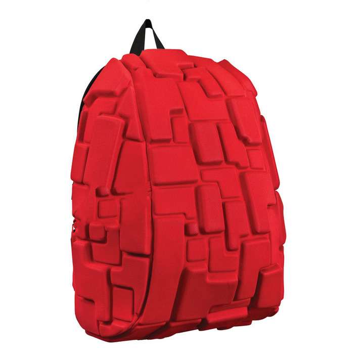 Antitheft Bag With Earphone/Headphone Jack Port-Red red one size
