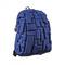 Antitheft Bag With Earphone/Headphone Jack Port-Blue blue one size