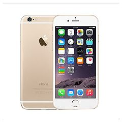 iPhone 6 - 64GB - 1GB RAM - 8MP - Gold - Premium Quality gold
