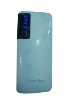 Smart 20000mAh Power Bank - Sky Blue blue 20000mah