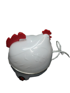 Egg Boiler / Steamer - White White one size