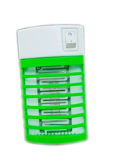 Mosquito Killer Night LED Light - Green Green Green