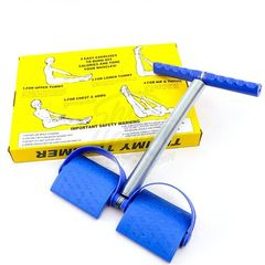 Tummy Trimmer For Physical Fitness - Blue - one size blue