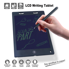 8.5 Inch Electronic Smart LCD Writing Tablet Black