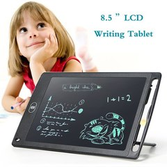 Electronic Smart 8.5 Inch Business Kids Hand Drawing Pads Black (BUY 10 GET 1 FREE)