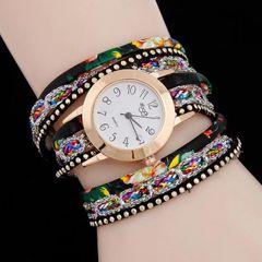 new watches Sloggi relogio Winding Dress women Bracelet watches ladies watch Watches black one size
