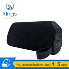 Phones Portable Wireless Stereo system bluetooth speakers bluetooth speaker Bluetooth Accessories black one size