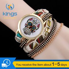 Sloggi Ghost fashion Women Watches Dress Women's Bracelet Watches Casual Ladies Quartz Watches white one size
