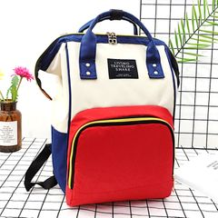 Ladies Bags Women Laptop Backpack Bags Rucksacks School bags for Girl Boy Bookbag Gargain RED one size