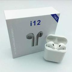 TWS i11 Bluetooth Headset Touch Sport Binaural Wireless Stereo  Dual Call Version 5.0 White-i12 one size