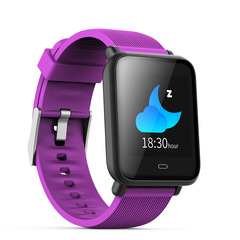 Smart Watch,Android iphone Phone for  Men Women Sport  with Gift Box(Bluetooth) pink normal