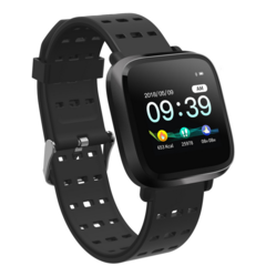 Smart Watch,Android Phone Camera Men Women Sport  with Gift Box(Bluetooth) black normal