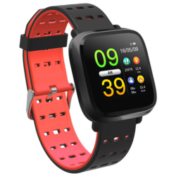 Smart Watch,Android Phone Camera Men Women Sport  with Gift Box(Bluetooth) red normal