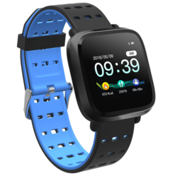 Smart Watch,Android Phone Camera Men Women Sport  with Gift Box(Bluetooth) blue normal
