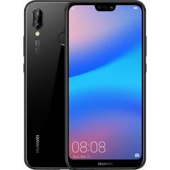 Huawei P20 Lite 4G Dual Sim - 4GB - 64GB - Android 8.0 Black