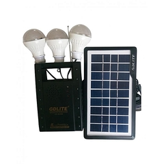 GDLITE Reliable GD-Lite - Rechargeable Lighting System - Black Black 20x40 9