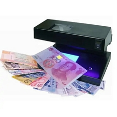 Counterfeit Fake Money Detector
