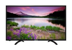 Sinotec LED 32VN80D DIGITAL TV WITH INBUILT DVB-T2/S2 Black 32 inch