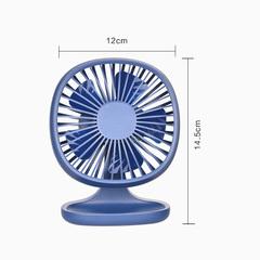 Cool desktop fan with storage box high quality