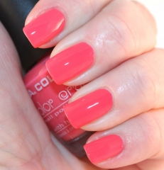 CNP405 ELECTRIC CHARGE Color Craze Nail Polish Allure red