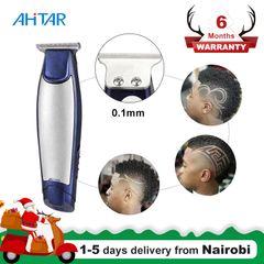 Ahitar 3 In 1 Rechargeable Electric Trimmer Cordless Hair Clipper Razor Balding Machine Beard Shaver AHITAR BLACK