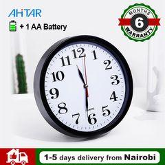 Ahitar Wall Clock 9