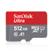 Sandisk Memory Card Micro SD Card with Adapter 16GB 32GB 64GB 128GB SDXC SDHC  U1 C10 TF Card black SANDISK 32GB