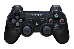 Sony PS3 Pad Dual Shock 3 Wireless Controller Black one size