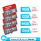 Sandisk Memory Card U1 Class10 Micro SD Card with Adapter 32GB 64GB 128GB SDXC SDHC Flash TF Card black SANDISK 32GB