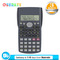 Scientific Calculator with LCD Display 240 Functions Limited Edition Calculatorfor Students Black