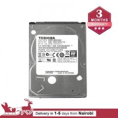 Certified Refurbished Toshiba 500GB SATA Hard Drive 2.5 Inch Hard Disk silver 2.5 inch