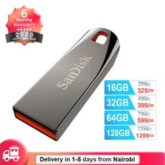 SanDisk Flashdisk USB 2.0 Flash Drive Cruzer Force Flash Disk 32GB 64GB Mini Pendrives CZ71 black SANDISK 64GB